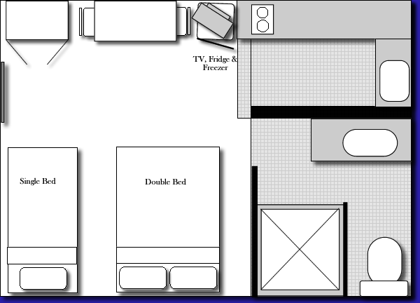 Standard Unit Floor Plan